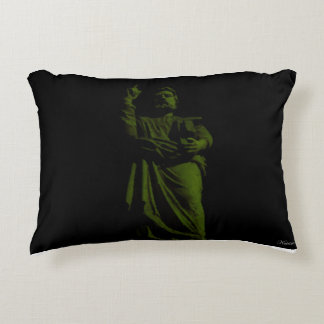 Traditional Maltese Statue Decorative Pillow