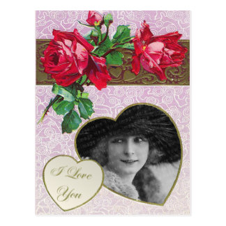 Traditional Mother's Day Postcard