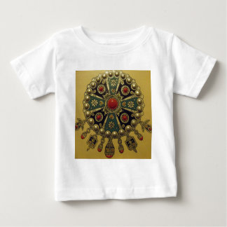 Traditional North African Jewellery Baby T-Shirt