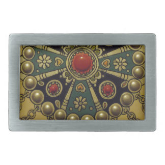 Traditional North African Jewellery Belt Buckle