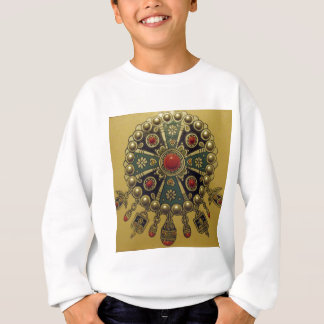 Traditional North African Jewellery Sweatshirt