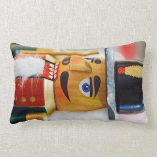 Traditional Nutcracker Throw Pillows