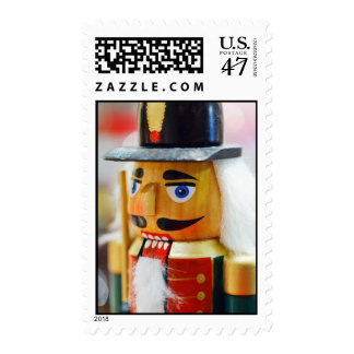 Traditional Nutcracker Postage