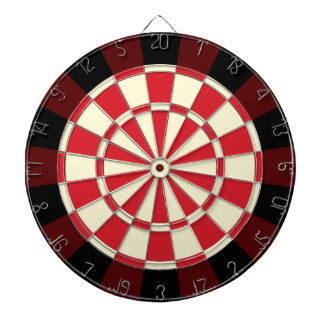 Traditional Old Style Dartboard