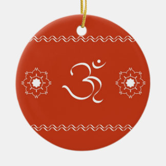 Traditional OM - Ornament
