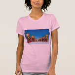 Traditional painted Russian doll set Tee Shirt