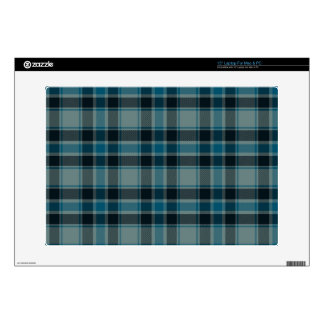 "Traditional Plaid 15"" Laptop Decals"