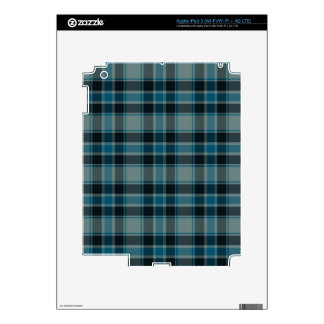 Traditional Plaid Skin For iPad 3