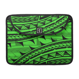 Traditional Polynesian tribal design/tattoo Sleeve For MacBooks