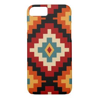 Traditional Romanian Folk Motifs iPhone 8/7 Case