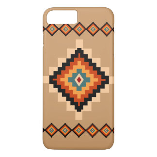 Traditional Romanian Folk Motifs iPhone 8 Plus/7 Plus Case
