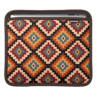 Traditional Romanian Folk Motifs Sleeve For iPads