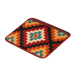 Traditional Romanian Folk Motifs Sleeve For MacBook Air