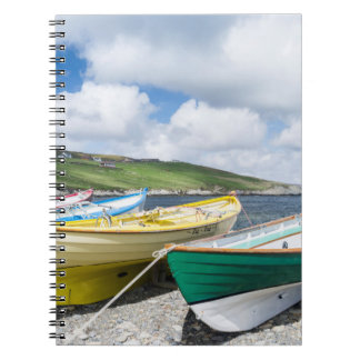 Traditional rowboats notebook