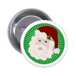 Traditional Santa Buttons