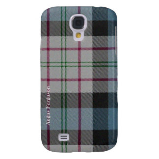Traditional Scottish Ferguson Tartan Plaid Custom Galaxy S4 Cover
