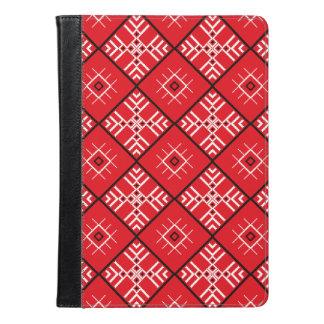 Traditional Slavic Ornaments iPad Folio Case