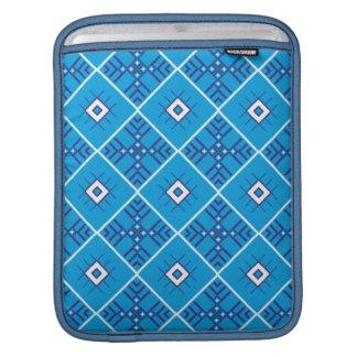 Traditional Slavonic Ornaments iPad Sleeve