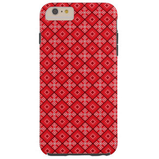 Traditional Slavonic Ornaments iPhone Tough iPhone 6 Plus Case