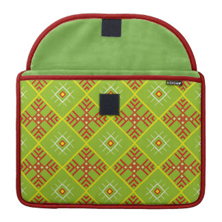 Traditional Slavonic Ornaments Macbook Pro MacBook Pro Sleeve