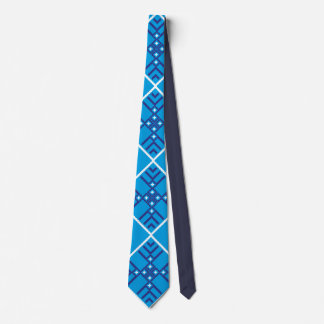Traditional Slavonic Ornaments Tie