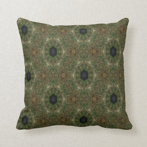 Traditional Style Throw Pillow Zazzle