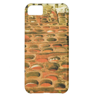 Traditional Tanneries, Fez, Morocco, North AFrica Cover For iPhone 5C