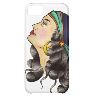 Traditional Tattoo Flash Gypsy iPhone 5C Cases