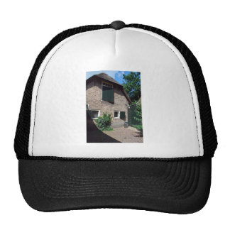 Traditional Thatched Dutch Barns Hats