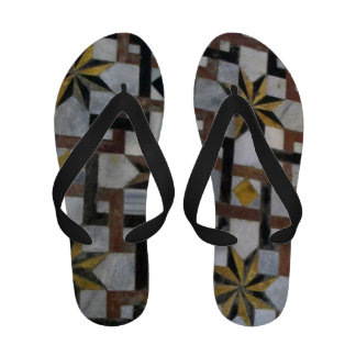 Traditional Tile Sandals