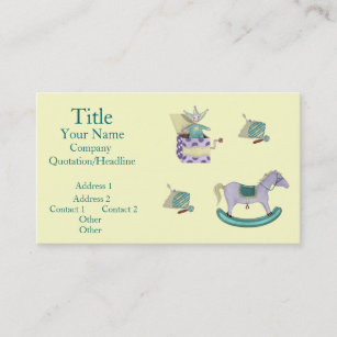 Jack In The Box Toy Business Cards Zazzle