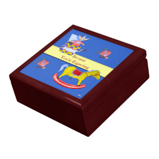 Traditional Toys/Primary Colours (Baby Shower) Gift Box
