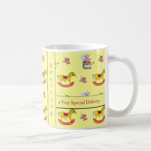 Traditional Toys/Primary Colours Classic White Coffee Mug