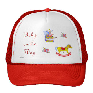 Traditional Toys/Primary Colours Shower) Trucker Hat
