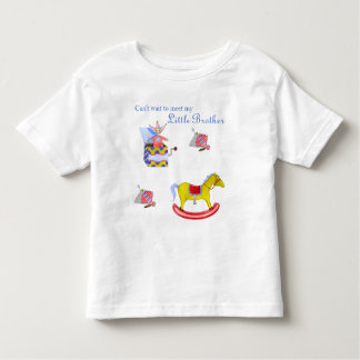 Traditional Toys/Primary Colours Toddler T-shirt