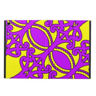Traditional tribal patterns New Zealand iPad Air Covers