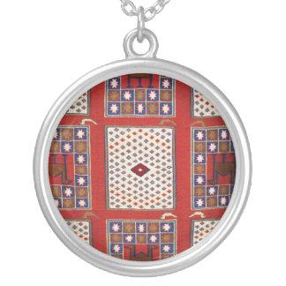 Traditional tribal weaving textile jewlery jewelry
