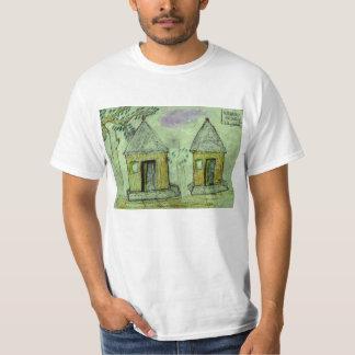 Traditional Ugandan Village T-Shirt