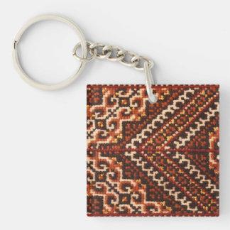 Traditional Ukrainian Design Key Chains