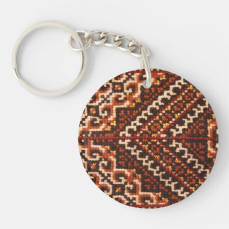 Traditional Ukrainian Design Keychains
