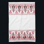 "Traditional Ukrainian embroidery ukraine girls Hand Towel<br><div class=""desc"">Traditional Ukrainian embroidery Ukraine girls pattern</div>"