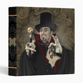 "Traditional Vampire 1"" Binder"