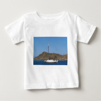 Traditional Wooden Yacht Baby T-Shirt