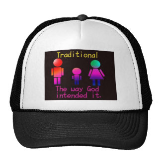 traditionalfamilies gorros bordados