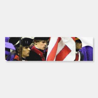 Traditions, USA Bumper Sticker