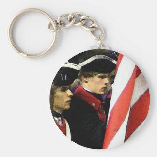 Traditions, USA Keychain