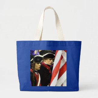 Traditions, USA Large Tote Bag