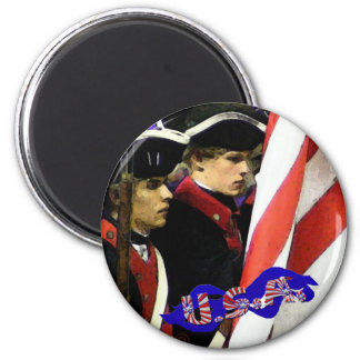 Traditions, USA Magnet