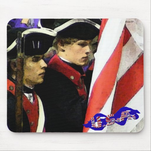 Traditions, USA Mouse Pad