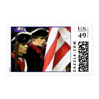 Traditions, USA Postage